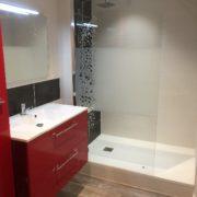 Carreolage salle de bain