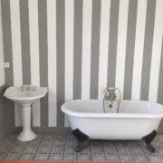 Salle de bain Rétro-Chic